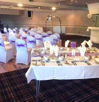 Angus wedding venue