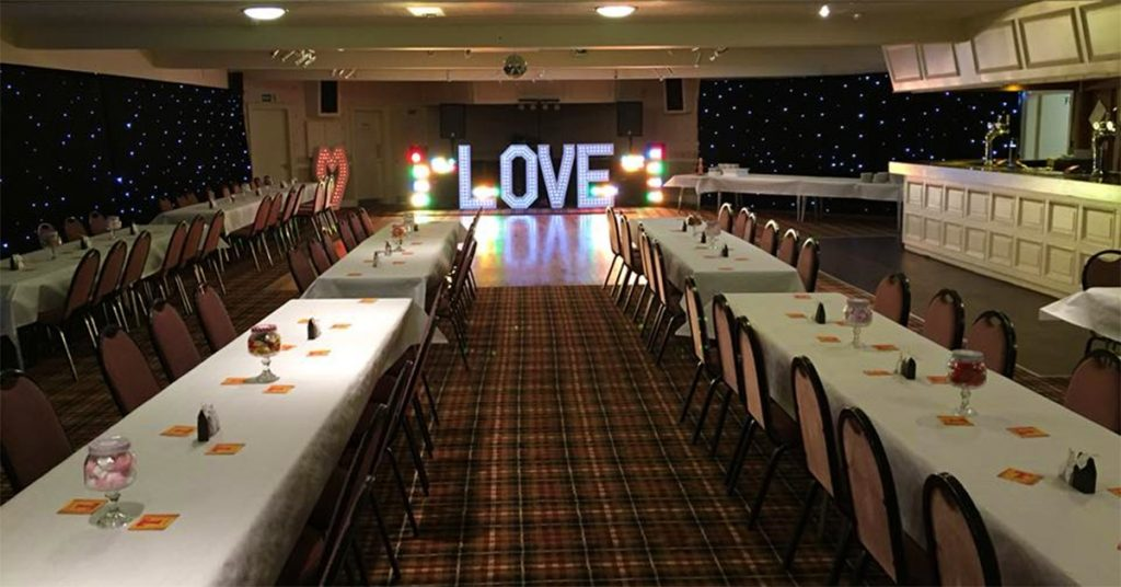 cheap wedding venue in arbroath