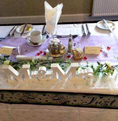 wedding venue in angus